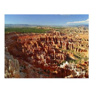 Inspiration Point at Bryce Canyon, Utah Postcard