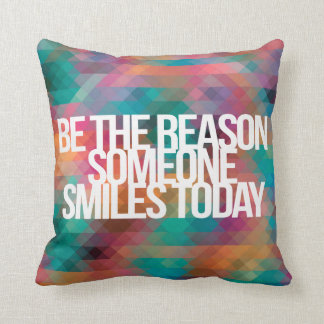 Inspirational and motivational quotes throw pillows