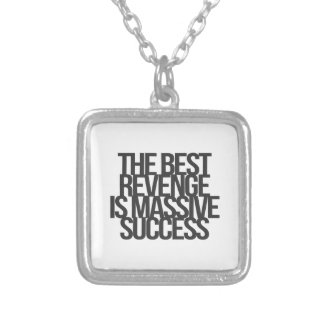 Inspirational and motivational quotes personalized necklace