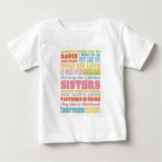 Inspirational Art - My Sister, My Best Friend. T-shirts