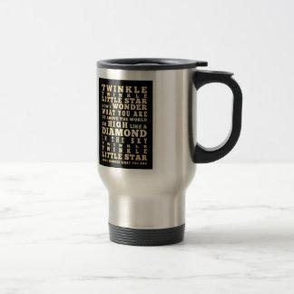 Inspirational Art - Nursery Rhyme. Coffee Mug