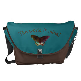 Inspirational Bag Large - Rise Up Messenger Bag