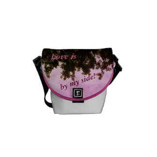Inspirational Bag Mini - Love Courier Bags