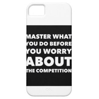Inspirational Black and White Case For The iPhone 5