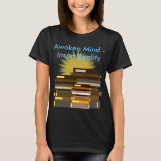Inspirational Books Learning Education STEM Gifts T-Shirt