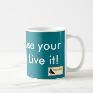 Inspirational Bumper Sticker - Be You Coffee Mug