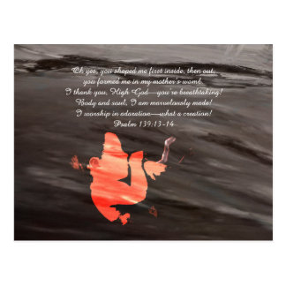 Inspirational Christian Card - Marvellously Made