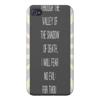 Inspirational Christian Phone Case Cases For iPhone 4