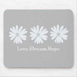 Inspirational Daisies Mousepad