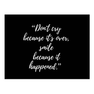 Inspirational Day Quote Magnet Postcards