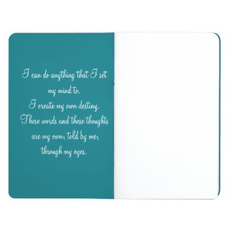 Inspirational Diary/Journal Journal