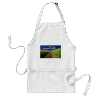 Inspirational Dream Quote -- Eleanor Roosevelt Aprons