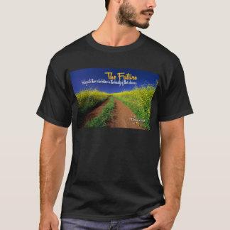 Inspirational Dream Quote -- Eleanor Roosevelt T-Shirt