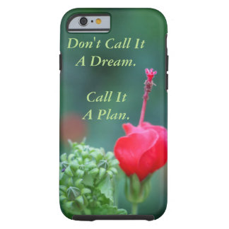 Inspirational Flower iPhone 6/6s Case