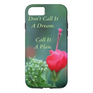 Inspirational Flower iPhone 7 Case