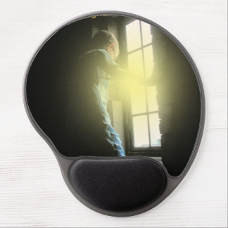 Inspirational --focus on the light mousepad