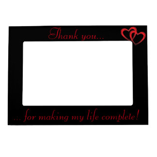 Inspirational Frame - Love Magnetic Frame