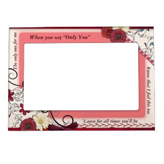 Inspirational Frame - Love Photo Frame Magnets