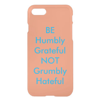 Inspirational iPhone 7 Case