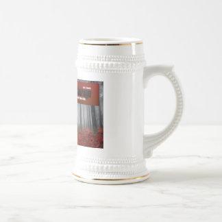 Inspirational Kennedy Quote Stein Coffee Mug