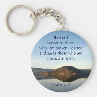 Inspirational Key Chain for those who need comfort