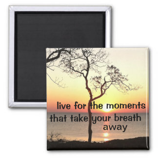 Inspirational Life Moments Magnet
