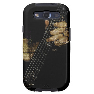 Inspirational Lyric Guitar Samsung Galaxy SIII Cover