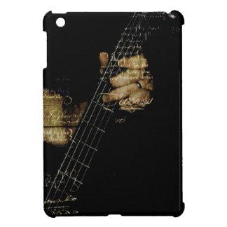 Inspirational Lyric Guitar iPad Mini Covers