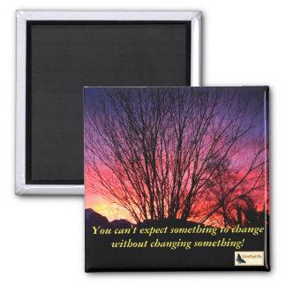 Inspirational Magnet - Keep Moving