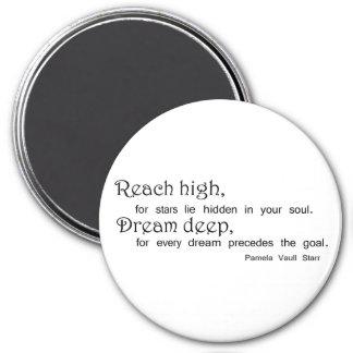 Inspirational magnets unique gift idea retail item
