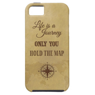 Inspirational Motivational Life Direction Quote iPhone 5 Covers