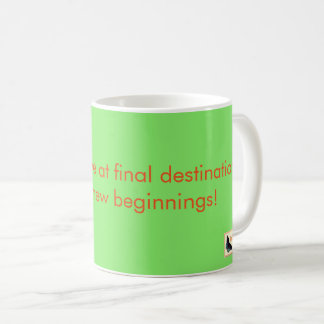 Inspirational Mug - Keep Moving
