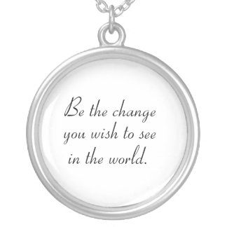 Inspirational necklaces unique jewelry gift idea