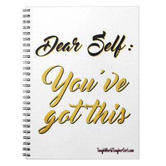 Inspirational Notebook