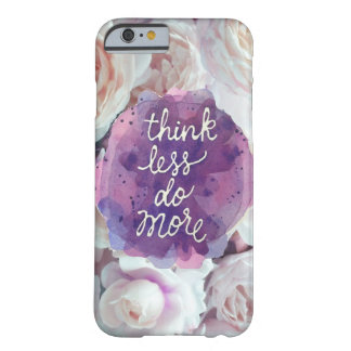 Inspirational Peony Barely There iPhone 6 Case