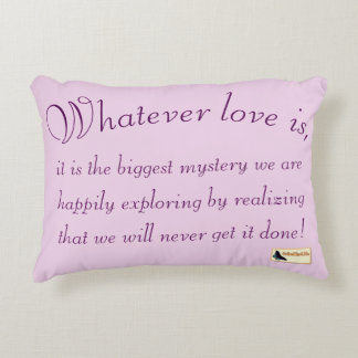 Inspirational Pillow - Love