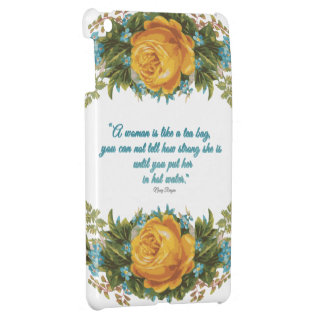 Inspirational Quote for Women by Nancy Reagan Case For The iPad Mini