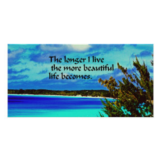 Inspirational Quote Photo Cards