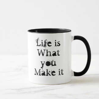 Inspirational Quotes by Daniel Burko Mug