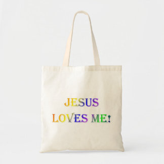 INSPIRATIONAL RELIGION FAITH CANVAS BAG
