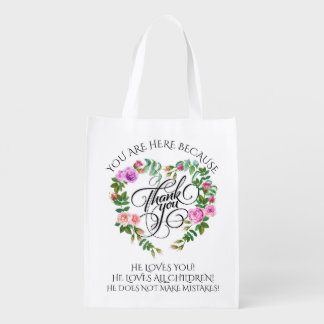 Inspirational Religious Teacher Tote