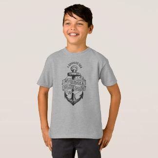 Inspirational Smooth Sea Skillful Sailor Shirt