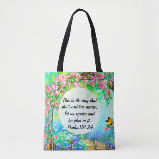 Inspirational tote
