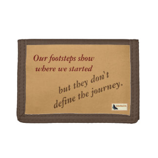 Inspirational Wallet - Keep Moving