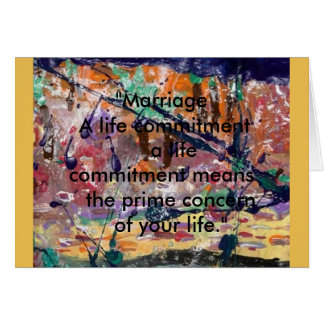 Inspirational, words, postage cards, Home & Pets Greeting Card