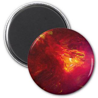 Inspirations 6 Cm Round Magnet