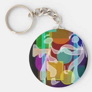 Inspirations By Sleepypupcreations.com Key Ring
