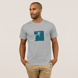 Inspire Box Teal T-Shirt