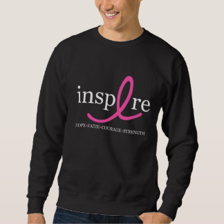 Inspire Breast Cancer Ribbon Sweatshirt