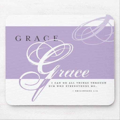 Inspire Grace Mouse Pad
